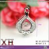 Hot Sale Metaza Rhodium Pendants Mexican Silver Jewelry