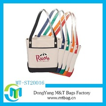 600D polyester reusable cute tote bag for ladies