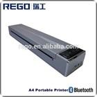 Portable Bluetooth Mini Printer A4 Paper Size RG-MTP210A