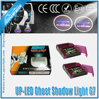 Hot sell 12V led car laser logo door light with names