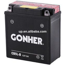 12v 5ah electric motorcycle battery pack