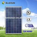 Hot vente 2014 ja cellules. bluesun marque siemens panneaux solaires