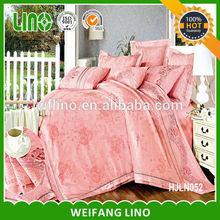 2013 New Style 100% Cotton Chinese european style bedding set