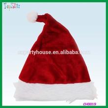 Yiwu Factory Direct Sale Custom Chrismas Party Christmas Hat Ideas