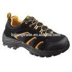 heat-,oil-,slip- and abrasion resistant Steel Toe Black Trail Sport
