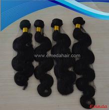 Real mink brazilian hair natural brazilian hair pieces