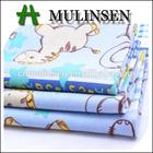 Mulinsen Textile High Quality Cotton Poplin Elephant Print Fabric For Children Dress