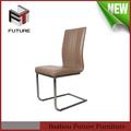 2014 alta qualidade tubular de metal cadeira de jantar