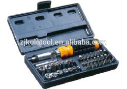 Mini pocket tool kit,40pcs motorcycle tyre repair kit, tools small best tool