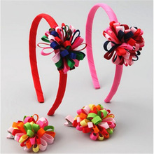 Wholesale baby flower headband