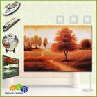 ceramic mural reproduction handmade scenery picture