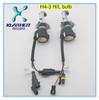 Fast delivery hid moto bi xenon with metal base bulbs