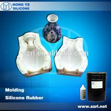 Liquide polyuréthane caoutchouc pour en céramique fabrication de moules
