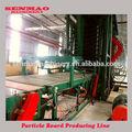 Panneau de particules usine de fabrication
