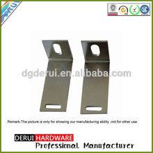 stamping metal sheet parts electrical use China guangdong metal brackets for wood