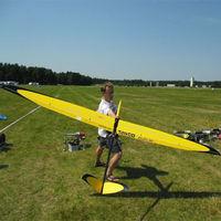 2.9m Hobby Airplane King F3B Plane Modell