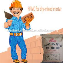 HPMC, cement partner