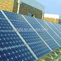 60 vatios de paneles solares de bajo precio cargar 12v o 24 voltios de la batería