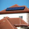 بلاط السقف الشمسية pvsolver قوس تركيب نظام الطاقة الشمسية