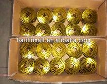 BAOLIN concrete coil nails supplier