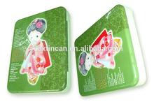 Factory sells printed tin box, chewing gum tin box,mint/chocolate tin box