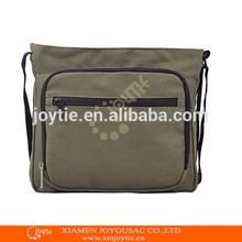 Durable and waterproof laptop shoulder bag for men