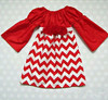 Hot Sale Kids Girls Casual Chevron Maxi Dress Frock Design For Baby Girl Fashion Party Dresses For Girls Of 8 Years