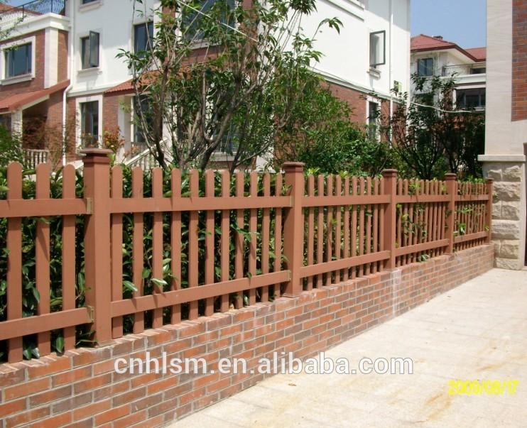 Recinti per terrazze balcone recinzione di wpc legno - Recinti per giardino ...