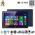 El nuevo windows pc tableta pulgadas 10.1, mini tablet pc 8 ventana de cpu intel