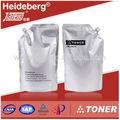 Tóner fabricante, Recambio compatible copiadora polvo de tóner de color para Canon NPG30 / gpr20, Irc5180 / C5185