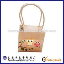 Dong Guan supplier kraft paper stand up pouches