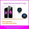Android ios y sistema bluetoothtracker, localizador de bluetooth, distancia inalámbrico de alarma del sensor