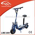 800w 1000w 1300w dobrável scooter elétrica com assento para adultos