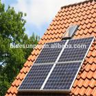 Best performance low price soft solar panel, Mono 250W soft solar panel for DIY