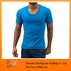 2014 New Fabric Plain Hemp T-shirts for Men