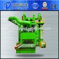 Q69 a través de rodillos tipo granallado máquina/granallado máquinas/utiliza la máquina de granallado