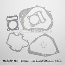 suzuki GN125 part for motorcycle full gasket