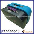 maleta de regalo en forma de cuadro de la corona de caja a favor para el envasado
