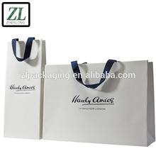 luxury paper packaging bag