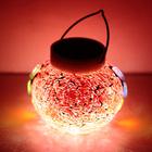 2014 hot sale RGB solar led lantern