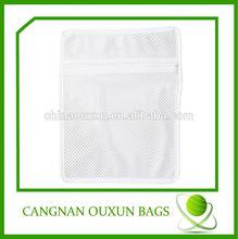 Small mesh washing laundry net bag