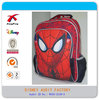 Xiangfeng factory Spider man backpack school bag for kid 2014