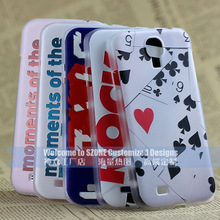 Hard Case For Samsung Galaxy S4 mini Printed Words