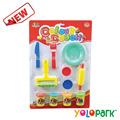 الطين العفن اللون 6828-5 لعبة للاطفال