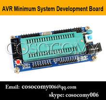AVR Minimum System Development Board ISP Atmega16 Atmega32 (NO Chip)