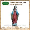 noticias 2014 polyresin religiosa virgen maría estatua decoración de hogar
