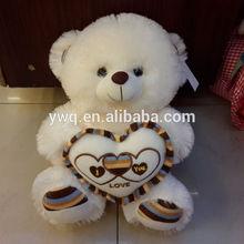 Barato urso de peluche com coração atacado/2015 mini coelho de pelúcia brinquedos