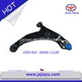 Corola coche 48068-12180r fantasía accesorio inferior derecho del brazo de control para para toyota corolla de surtidor de china
