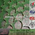 Proteção da grama paver/plástico paver calçada/cascalho grade com melhor preço