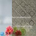 de alta calidad de la flora vidrio gris surtidor de la fábrica con la certificación iso ccc y ce